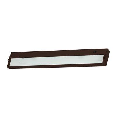 26 Xenon Under Cabinet Bar Light Finish: Bronze