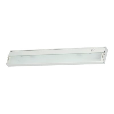 26 Xenon Under Cabinet Bar Light Finish: White