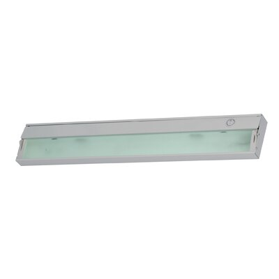 26 Xenon Under Cabinet Bar Light Finish: Stainless Steel