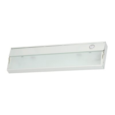 9 Xenon Under Cabinet Bar Light Finish: White