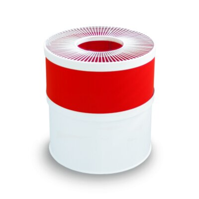 Mox Tower Litter Box Color: Red