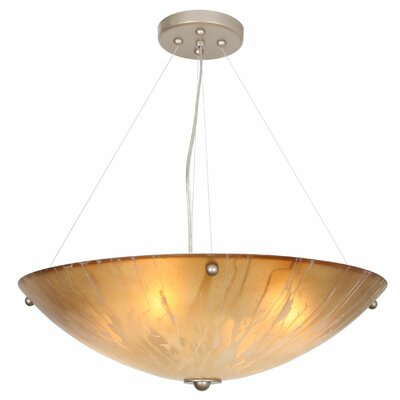 Rabinowitz 4-Light Inverted Pendant