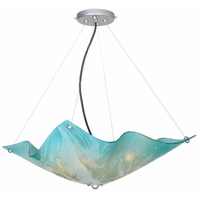Private Events 4-Light Inverted Pendant