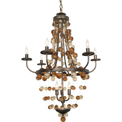 Legacy 9-Light Candle-Style Chandelier