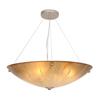 Rafael 4-Light Bowl Pendant
