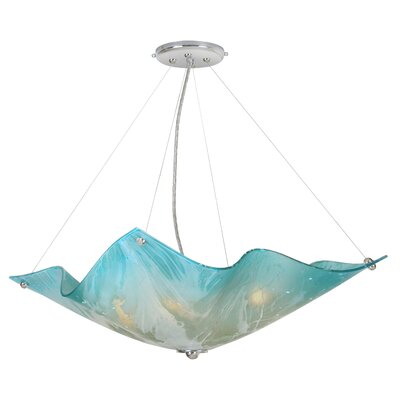 Ragan 4-Light Bowl Pendant