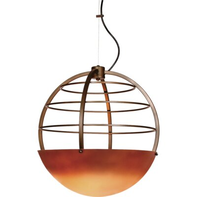 Loft 3-Light Globe Pendant
