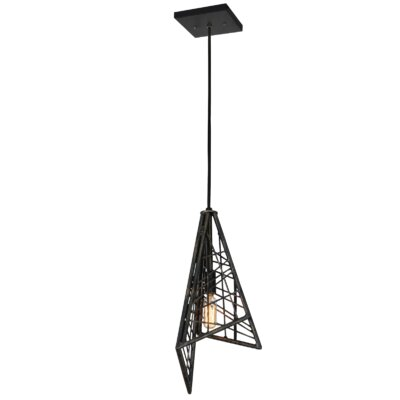 District Uptown Funk 1-Light Mini Pendant