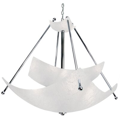 Sallee 6-Light Bowl Pendant