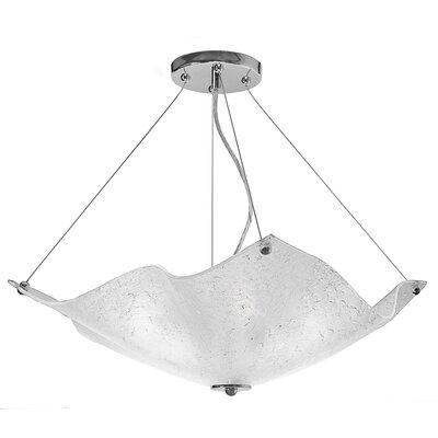 Tonnele 4-Light Bowl Pendant Size: 72 H x 19 W x 19 D