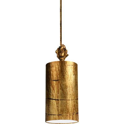 1-Light Pendant Finish: Gold