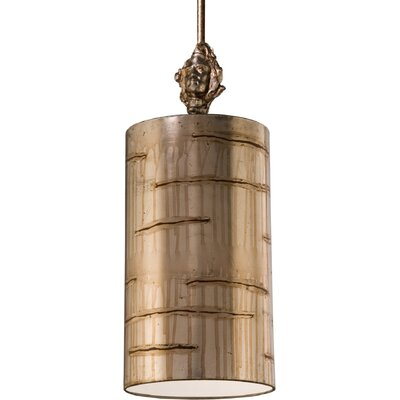1-Light Pendant Finish: Aged Silver