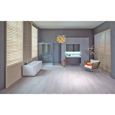 Sincera 63 x 27.95 Soaking Bathtub
