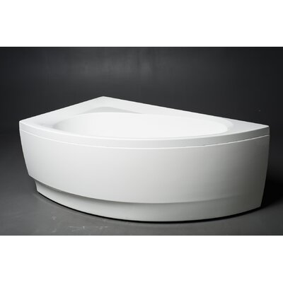 Idea 59 x 35.75 Soaking Bathtub