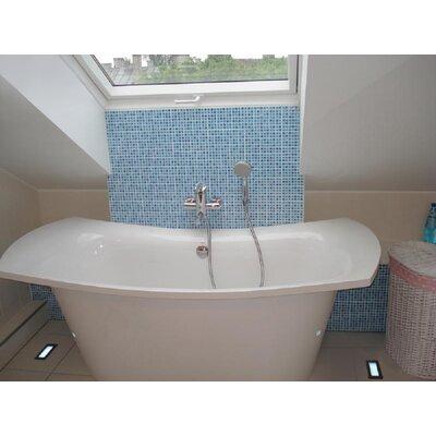 Loveme soaking bathtub for Best soaker tub for the money