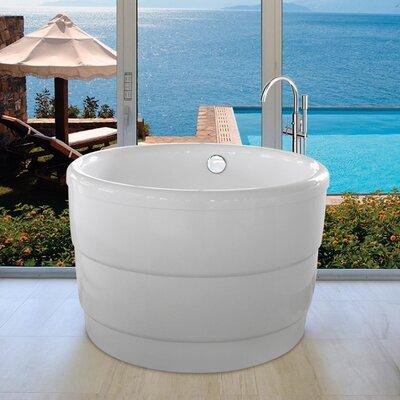 Aquatica PureScape 034 Freestanding Acrylic Bathtub