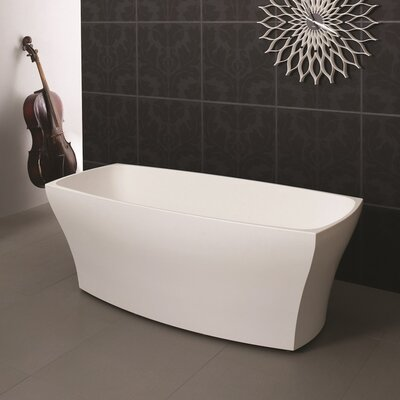 Elise 67 x 32 Soaking Bathtub