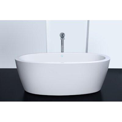 Purescape 63 x 30 Whirlpool Bathtub