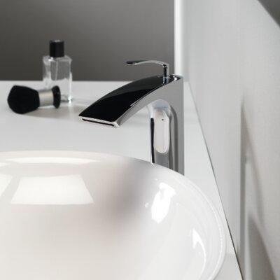 Bollicine Single Hole Bathroom Faucet