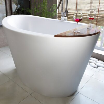 True Ofuro 51.50 x 36.25 Japanese Soaking Tub