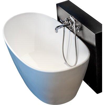 PureScape 63 x 33.5 Soaking Bathtub