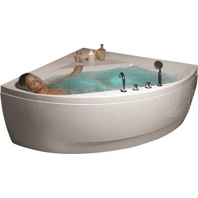 Olivia 55 x 55 Soaking Bathtub