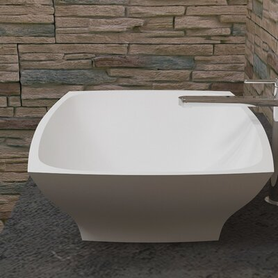 Elise Rectangular Vessel Bathroom Sink