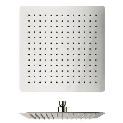 Spring Wall Mounted 3.9 GPM Shower Head 627722004675