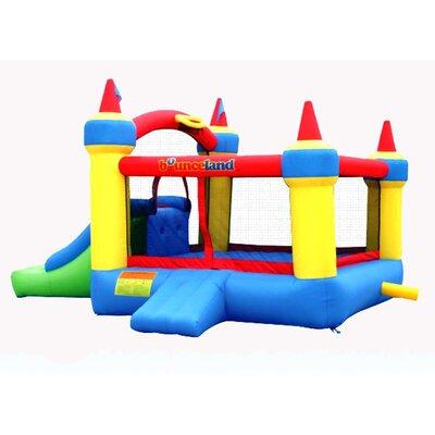 Bounceland Mega Castle Bounce House 9131