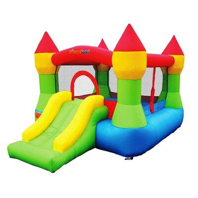 Bounceland Castle Hoop Bounce House 9917