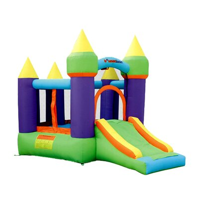 Bounceland Inflatable Magic Bounce House 9918