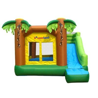 Bounceland Jungle Bounce House 9964C