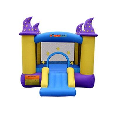 Bounceland Wizard Castle Bounce House 9124