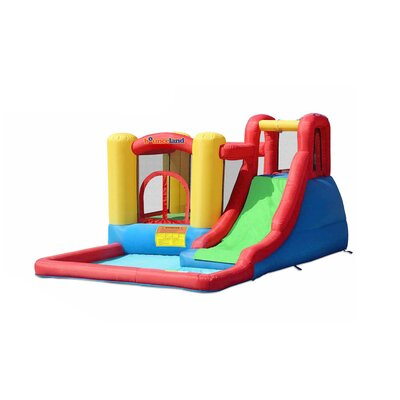Bounceland Jump and Splash Adventure Bounce House 9271B