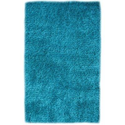 Codimuba Turquoise Area Rug Rug Size: 5 x 8
