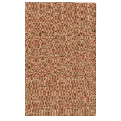 Dior Brown Area Rug Rug Size: 79 x 106