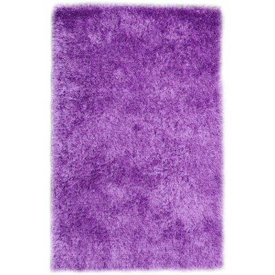 Codimuba Purple Area Rug Rug Size: 5 x 8