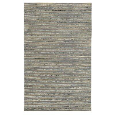 Lazzarro Gray Area Rug Rug Size: 5 x 76