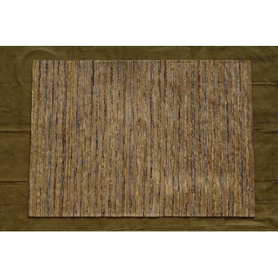 Lazzarro Camel Area Rug Rug Size: 5 x 76