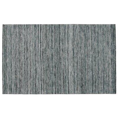 Rainbow Gray Area Rug Rug Size: 8 x 11