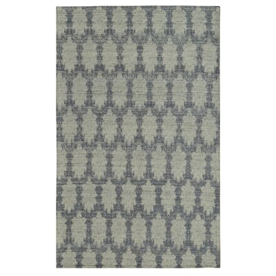 Electra Gray Area Rug Rug Size: 5 x 76