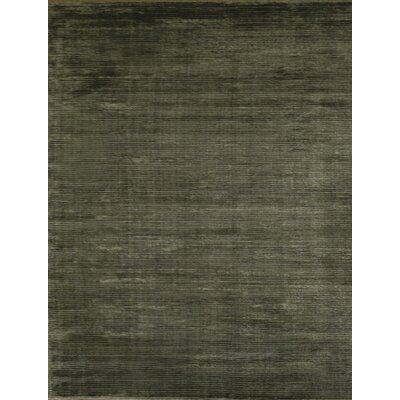 Silicon B Graphite Green Area Rug Rug Size: 10 x 14