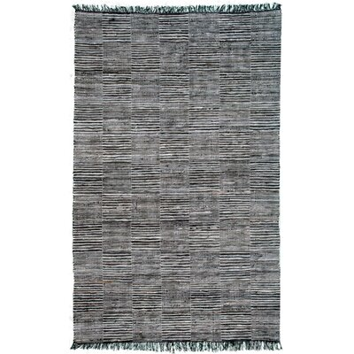Vista Gray Area Rug Rug Size: 5 x 8