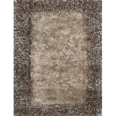 Tania Gray Area Rug Rug Size: 8 x 11
