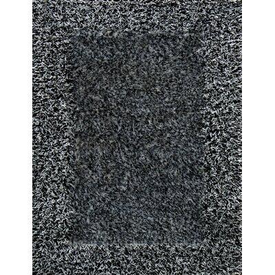 Tania White/Grey Area Rug Rug Size: 8 x 11