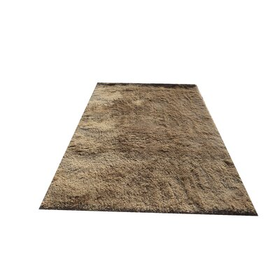 Ales Beige Area Rug Rug Size: 79 x 99