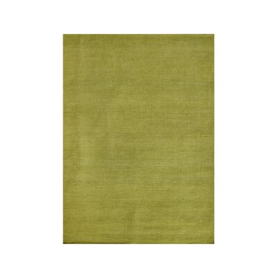 Rio Light Green Rug Rug Size: 4' x 6'