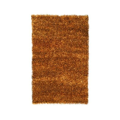 Sheen Copper Rug Rug Size: 8 x 11