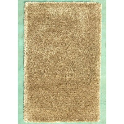 Sheen Cream Rug Rug Size: 4 x 6
