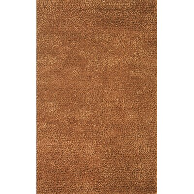 Spectra Brown Rug Rug Size: 8 x 11